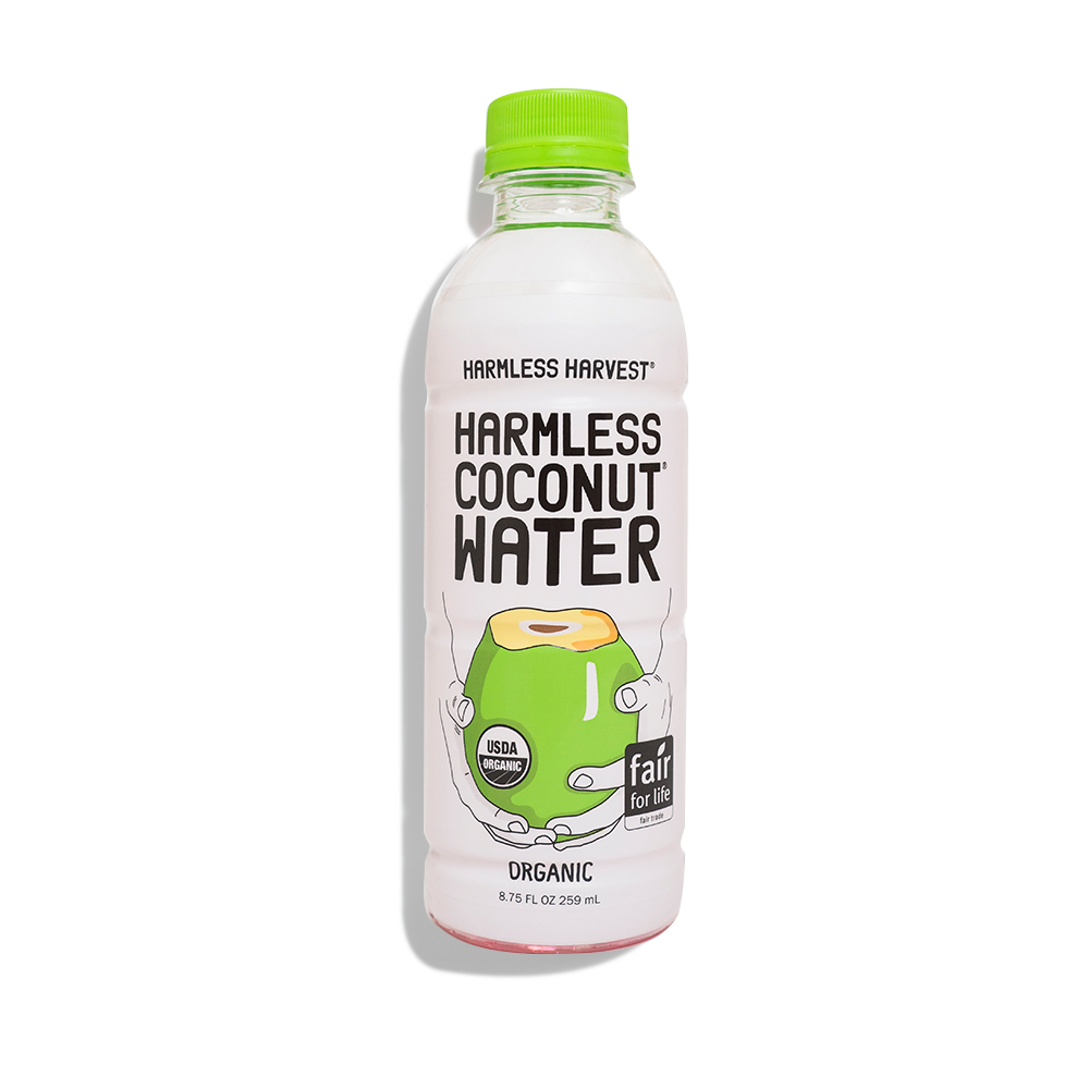 Harmless Harvest Coconut Water 8.75oz bottle