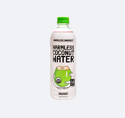 Harmless Harvest Coconut Water 16oz bottle