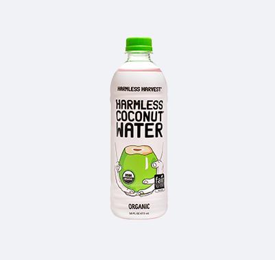 Harmless Harvest Coconut Water 16oz bottle
